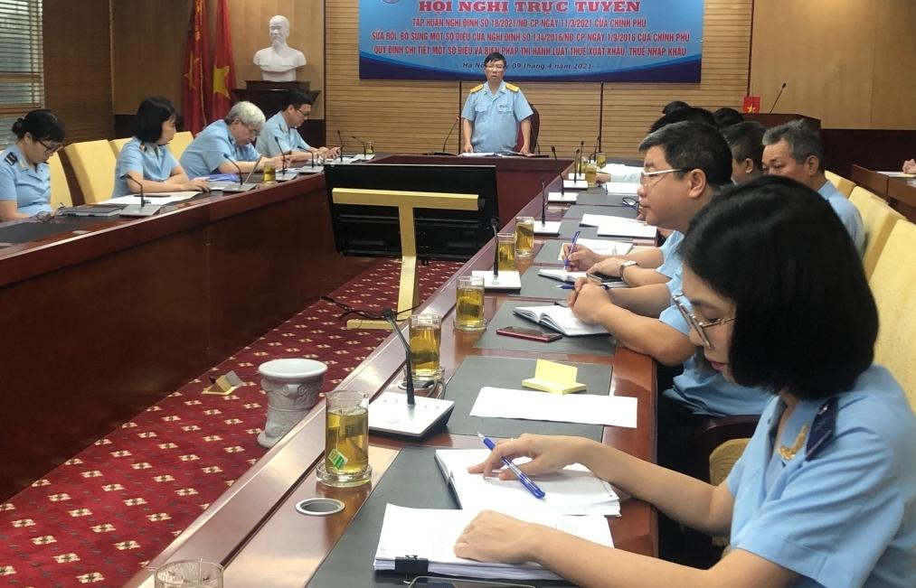 Tích cực triển khai và hướng dẫn DN thực hiện Nghị định 18