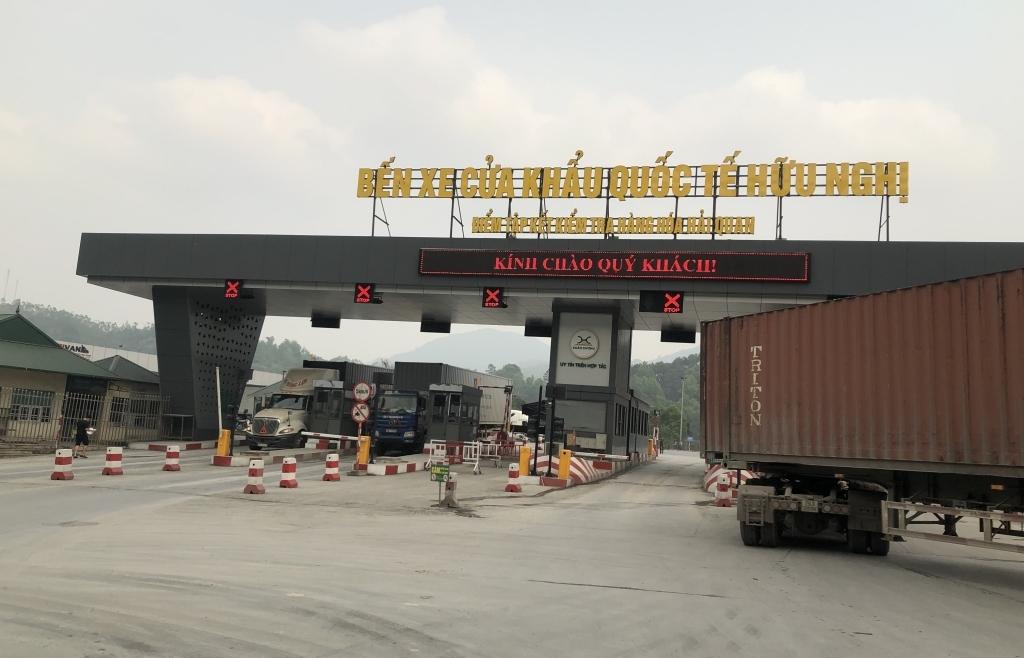 Lạng Sơn chính thức thí điểm quy trình sử dụng nền tảng cửa khẩu số