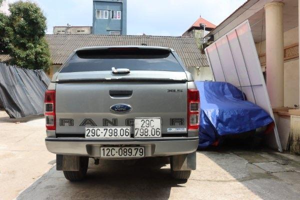 Xe ô tô sử dụng biển số giả vận chuyển gần 700 kg nguyên liệu thuốc bắc lậu
