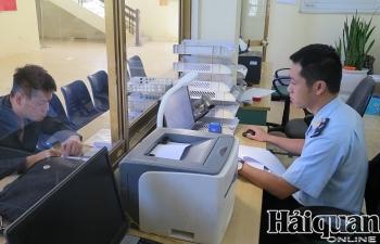 Hải quan Lạng Sơn: Thu ngân sách đạt 44,87% chỉ tiêu được giao