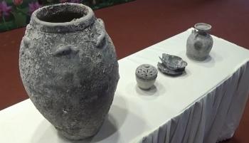 Cảnh sát biển bàn giao nhiều cổ vật cho Bảo tàng tỉnh Bà Rịa - Vũng Tàu