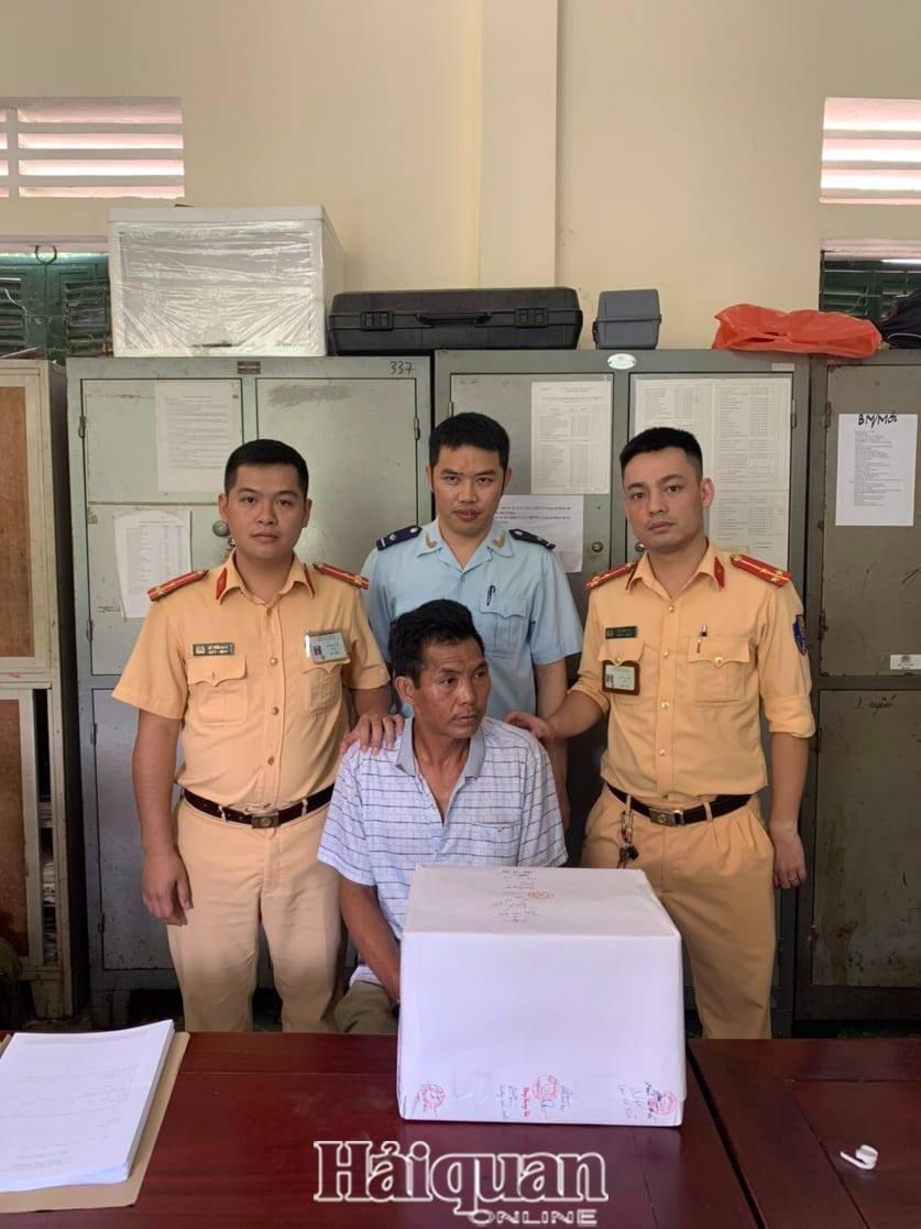 Hải quan Nghệ An: Phá 5 vụ án ma tuý, bắt giữ 6 đối tượng trong1 tháng