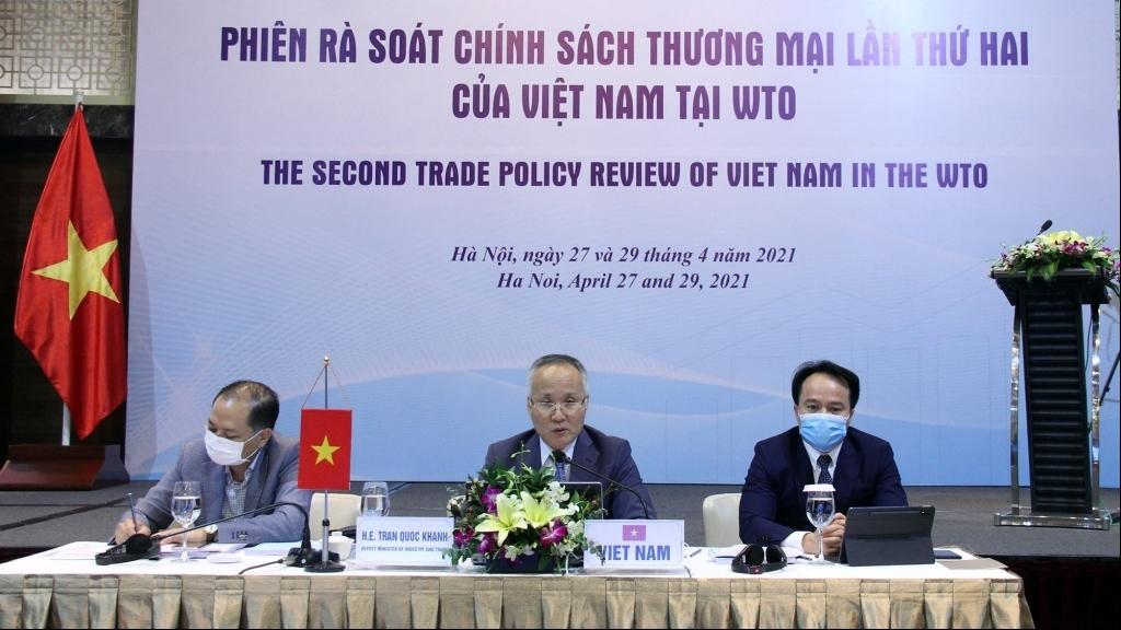 Rà soát chính sách thương mại lần thứ 2 của Việt Nam tại WTO