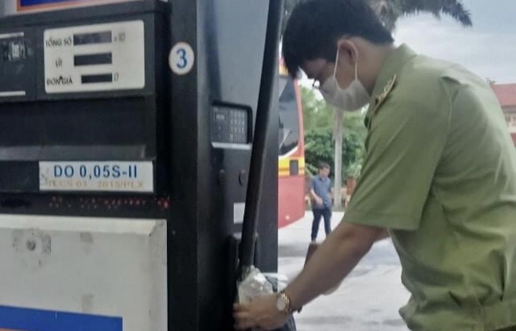 Nam Định ngăn chặn trên 20.000 lít dầu Diesel không đảm bảo chất lượng