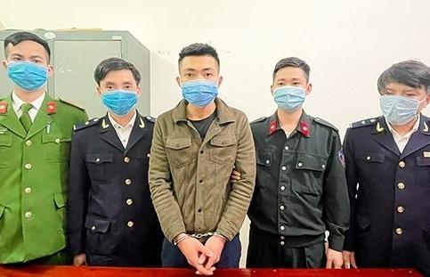 Lĩnh 10 năm tù vì tàng trữ trái phép 366 viên hồng phiến