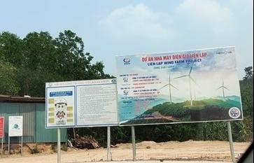 Jica ký Hiệp định vốn vay cho dự án điện gió tư nhân tại Quảng Trị