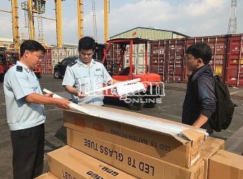 Hàng nhập khẩu để sản xuất xuất khẩu thực tế đã tiêu hủy đượcmiễn thuế
