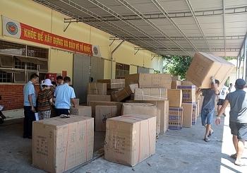"""Hải quan Nghệ An: Bắt container """"cõng"""" theo lô hàng trị giá hơn 1 tỷ đồng"""