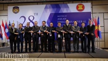 Khai mạc hội nghị Tổng cục trưởng Hải quan ASEAN lần thứ 28