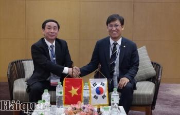 Hợp tác Hải quan Việt - Hàn tạo thuận lợi cho thương mại song phương