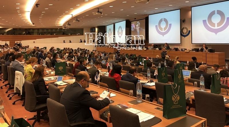 Khai mạc hội nghị thường niên lần thứ 133/134 của Hội đồng hợp tác Hải quan