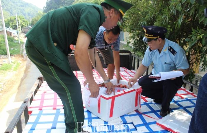 Hải quan Lạng Sơn: Cùng doanh nghiệp XK nông sản ổn định kinh doanh sản xuất