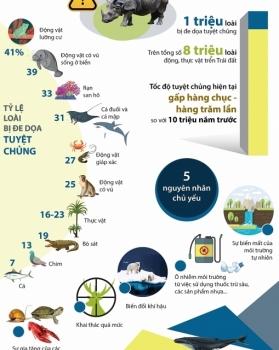 Ngành Hải quan hưởng ứng Ngày quốc tế Đa dạng sinh học năm 2020