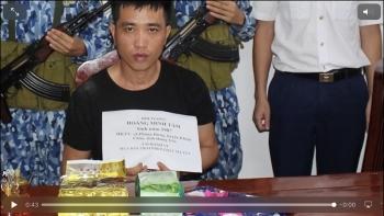 Cảnh sát biển triệt phá thành công chuyên án, thu giữ số lượng lớn ma túy tại Nghệ An