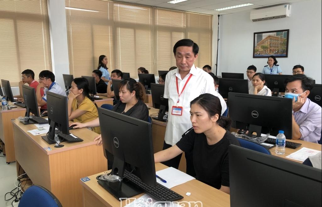 Đẩy mạnh xây dựng chương trình, bài giảng đào tạo trực tuyến