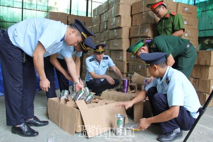 Lạng Sơn: Bắt giữ, xử lý 2.133 vụ hàng cấm, hàng lậu