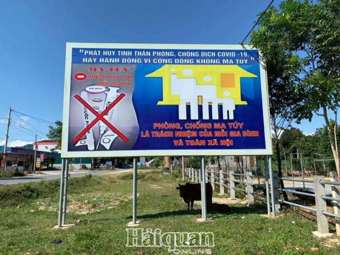 Hải quan Hà Tĩnh hành động vì cộng đồng không ma túy
