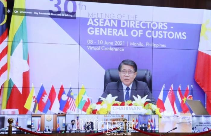 Khai mạc Hội nghị Tổng cục trưởng Hải quan ASEAN lần thứ 30