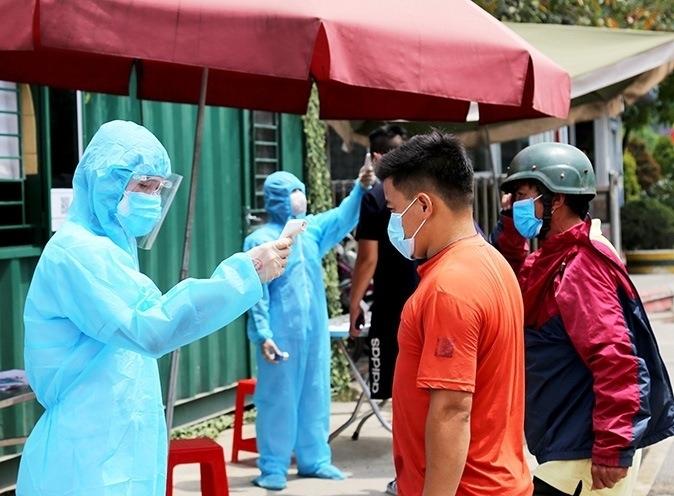 Lạng Sơn siết chặt phòng, chống dịch Covid-19 tại khu vực cửa khẩu