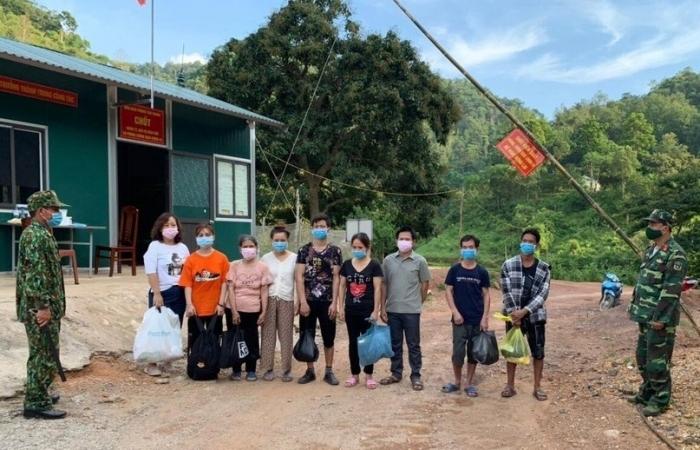 Lạng Sơn: Ngăn chặn 9 công dân nhập cảnh trái phép từ Trung Quốc