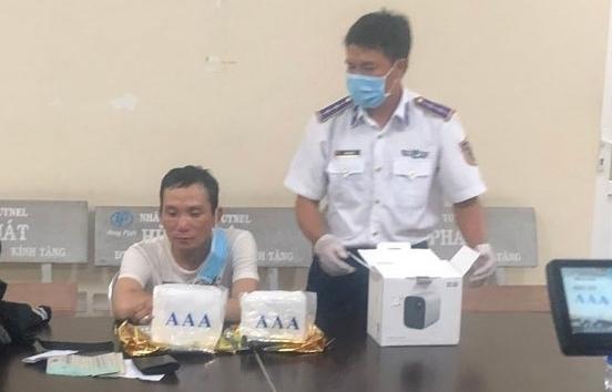 Cảnh sát biển phá chuyên án thu giữ hơn 2 kg ma túy