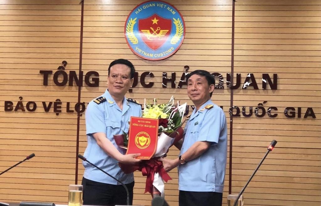 Trường Hải quan Việt Nam có tân Phó Hiệu trưởng