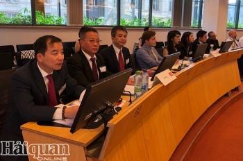 Phó Tổng cục trưởng Mai Xuân Thành dự phiên họp lần thứ 13 Nhóm công tác Hải quan ASEM