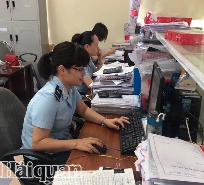 Hải quan Nghệ An triển khai đo thời gian giải phóng hàng từ ngày 19 đến ngày 24