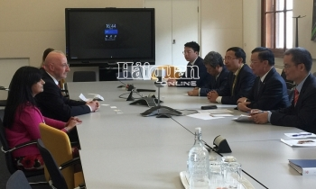 Thúc đẩy quan hệ hợp tác giữa Hải quan Việt Nam- Vương quốc Anh