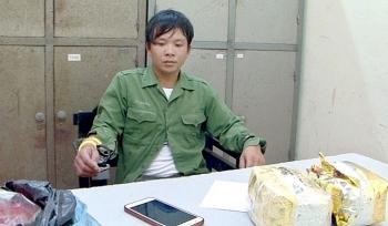 Lạng Sơn: Phá chuyên án thu giữ gần 2 kg ma túy đá