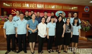 Hải quan Tân Thanh ký quy chế phối hợp với 8 DN kinh doanh kho, bãi