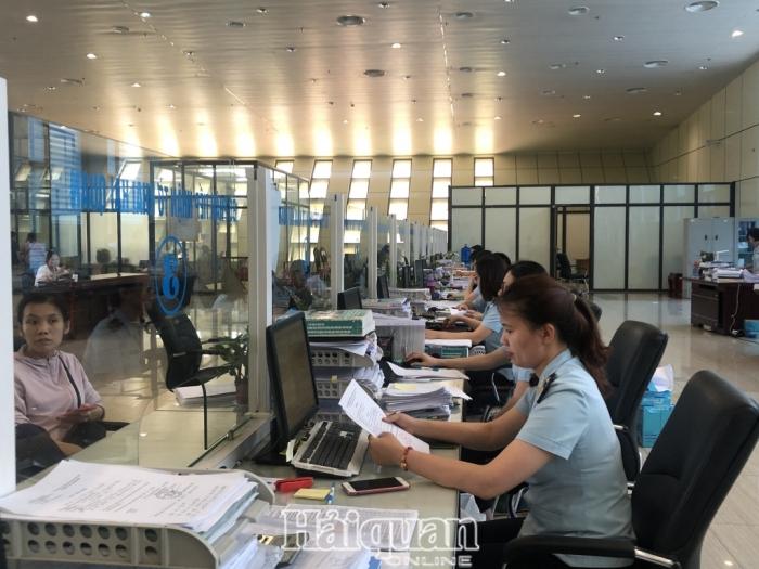 Hải quan Hữu Nghị thu ngân sách đạt 1.533 tỷ đồng