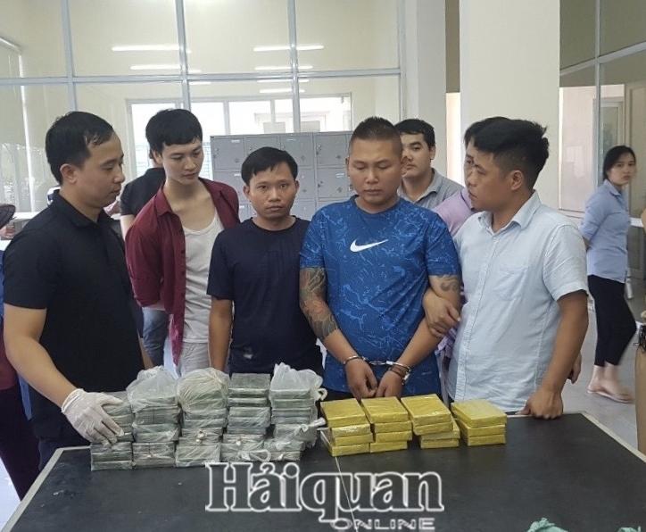 Cảnh sát biển: Phối hợp điều tra, đấu tranh bắt giữ nhiều vụ án ma tuý