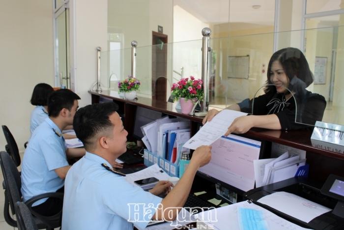 Hải quan Hà Nam Ninh: Chủ động gặp doanh nghiệp để tháo gỡ, khó khăn, vướng mắc