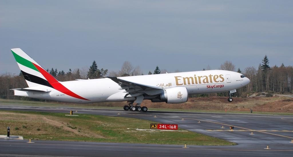 Emirates SkyCargo thực hiện 10.000 chuyến bay trong 3 tháng