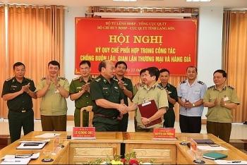 """Lạng Sơn: Biên phòng- Quản lý thị trường """"bắt tay"""" ngăn hàng lậu"""
