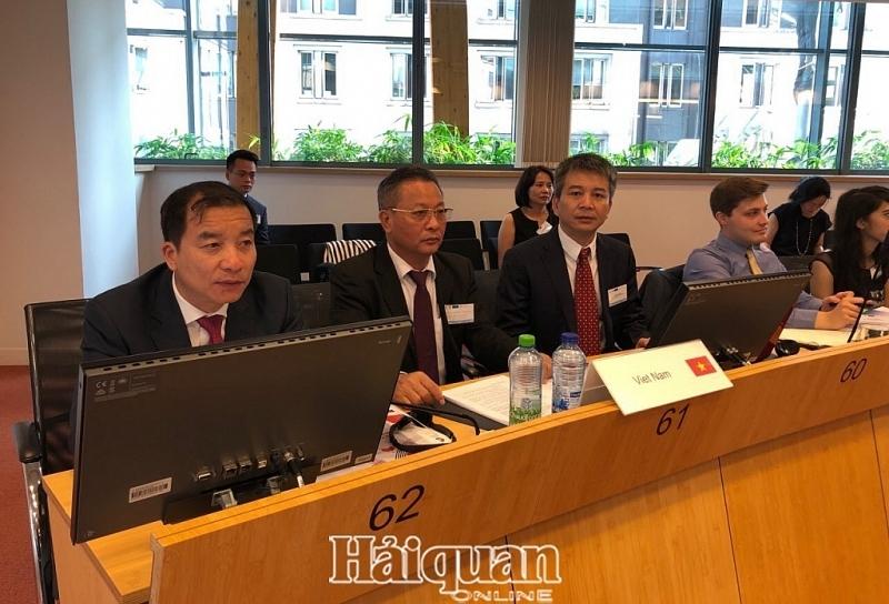 53 đoàn Hải quan các nước dự ASEM 13 tại Quảng Ninh