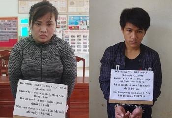 Lạng Sơn: Bắt giữ 2 đối tượng mua bán trẻ sơ sinh đưa sang Trung Quốc