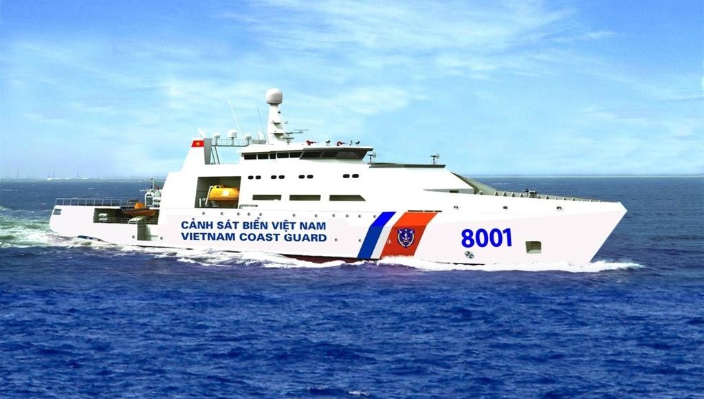 Tăng cường năng lực đảm bảo an ninh, an toàn trên biển Việt Nam
