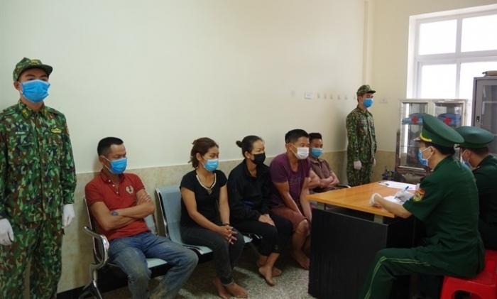 Bộ đội Biên phòng: Duy trì 1.608 tổ, chốt chặn hoạt động XNC trái phép tại biên giới