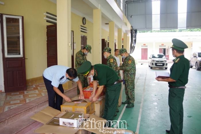 Lạng Sơn: Tăng cường kiểm soát buôn lậu khu vực huyện Văn Lãng