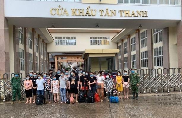 Lạng Sơn: Phát hiện 25 người người nhập cảnh trái phép qua cửa khẩu Tân Thanh