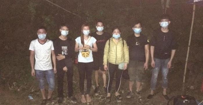 Lạng Sơn: Tạm giữ và đưa đi cách ly 27 người nhập cảnh trái phép