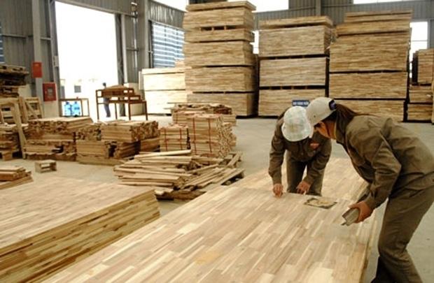 Hải quan thông báo kết quả phân loại đối với mặt hàng gỗ ghép thanh xuất khẩu
