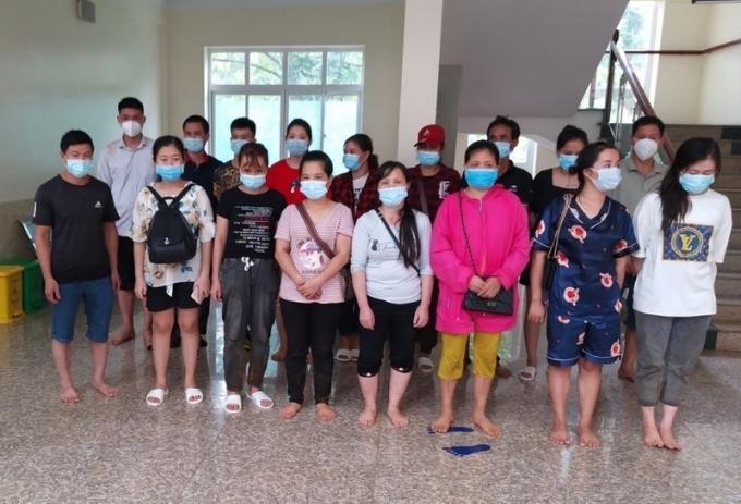 Lạng Sơn: Tiếp tục phát hiện và đưa đi cách ly 29 người nhập cảnh trái phép