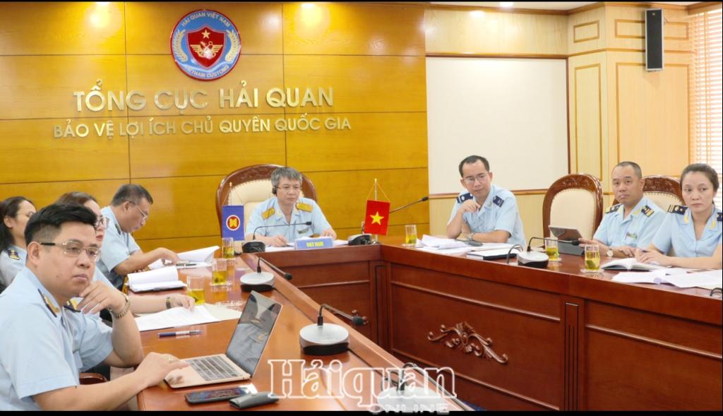 Hải quan Việt Nam tham dự Hội nghị Tổng cục trưởng Hải quan ASEAN lần thứ 29