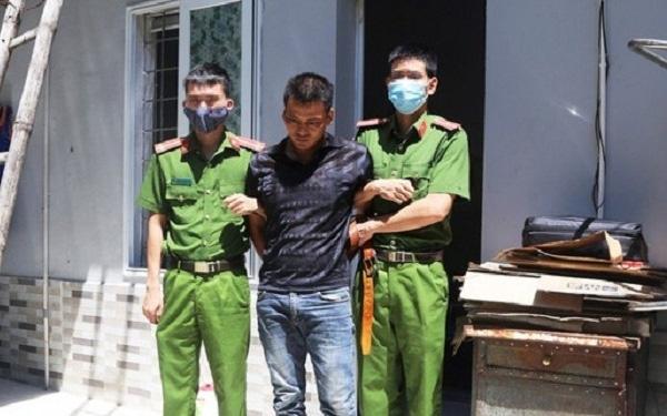 Cảnh sát biển đồng chủ trì bắt giữ đối tượng vận chuyển 1 kg ma túy đá