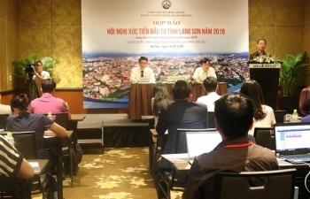 500 nhà đầu tư, DN tham dự hội nghị xúc tiến đầu tư tỉnh Lạng Sơn năm 2019