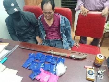 Nghệ An: Bắt đối tượng tàng trữ 3.500 viên ma túy