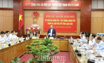 Lạng Sơn cần tập trung đảm bảo tốt nhiệm vụ giữ gìn, bảo vệ biên giới